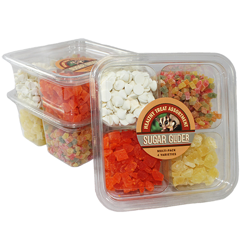 Exotic Nutrition Treat Variety Pack