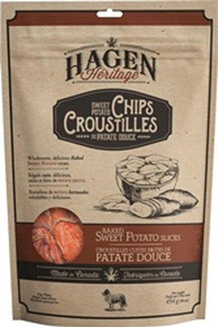 Hagen Heritage Treat Sweet Potato Chunks