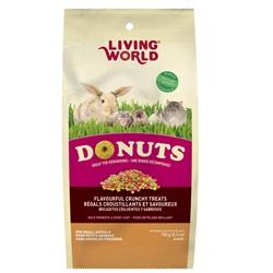Living World Small Animal Donuts, 5.3-oz