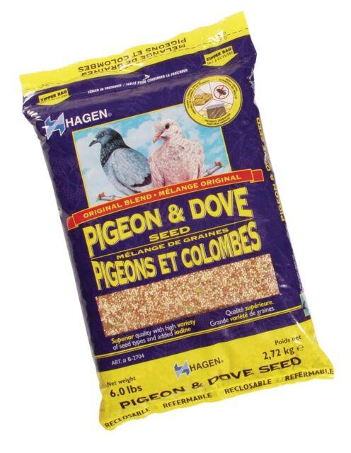 Hagen Pigeon & Dove Staple VME Seed, 3-lbs
