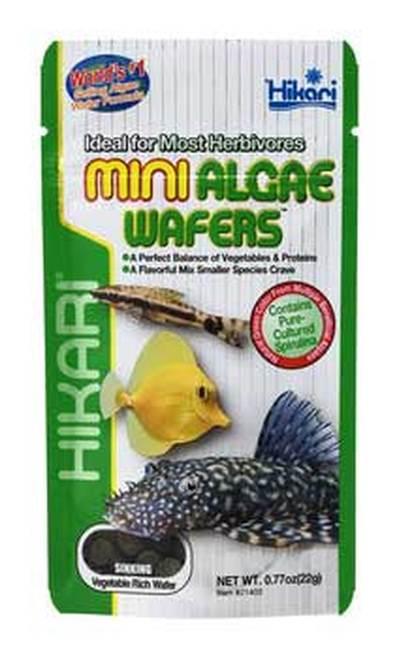 Hikari Mini Algae Wafers Sinking