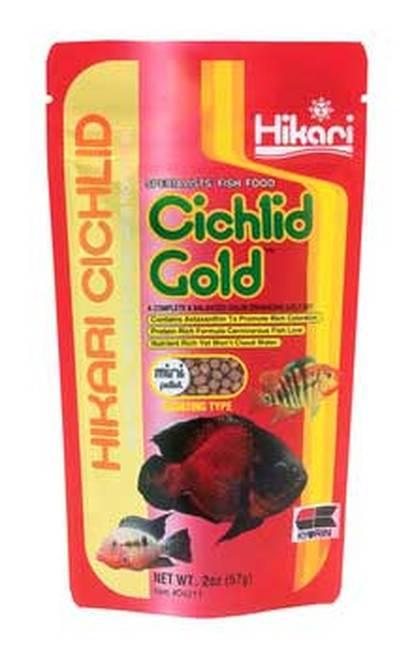 Hikari Cichlid Gold Mini Pellet
