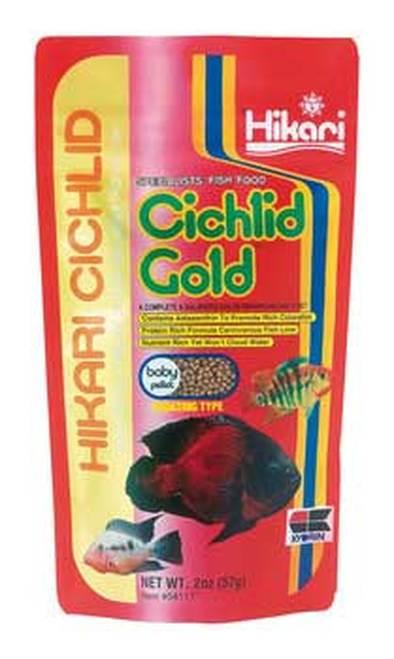 Hikari Cichlid Gold Baby Pellet
