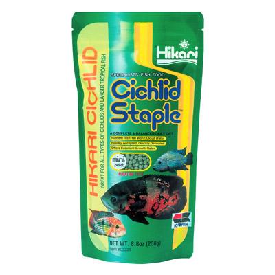 Hikari Cichlid Staple Medium Pellet