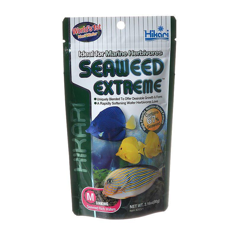 Hikari Seaweed Extreme Medium Wafer, 3.16-oz