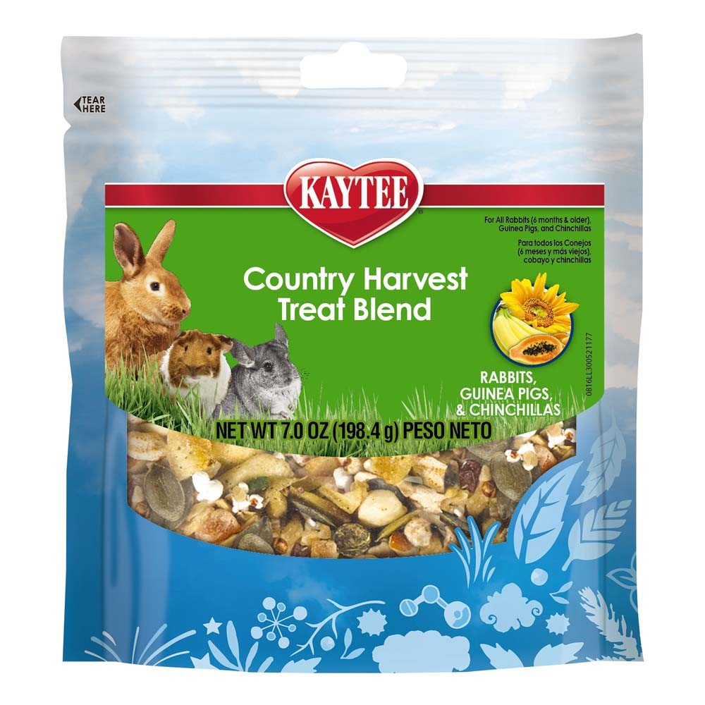 Kaytee Fiesta Awesome Country Harvest Small Animal, 7-oz