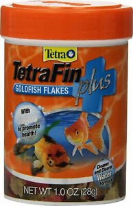 Tetra TetraFin PLUS Fish Food, 1-oz