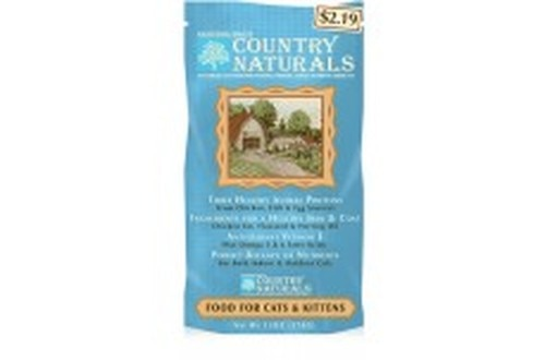 Grandma Mae's Country Naturals Premium All Natural Chicken & Fish Dry Cat Food, 13-oz