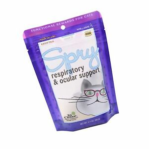 inClover Spry Respiratory Ocular Support Cat Supplement, 2.1-oz