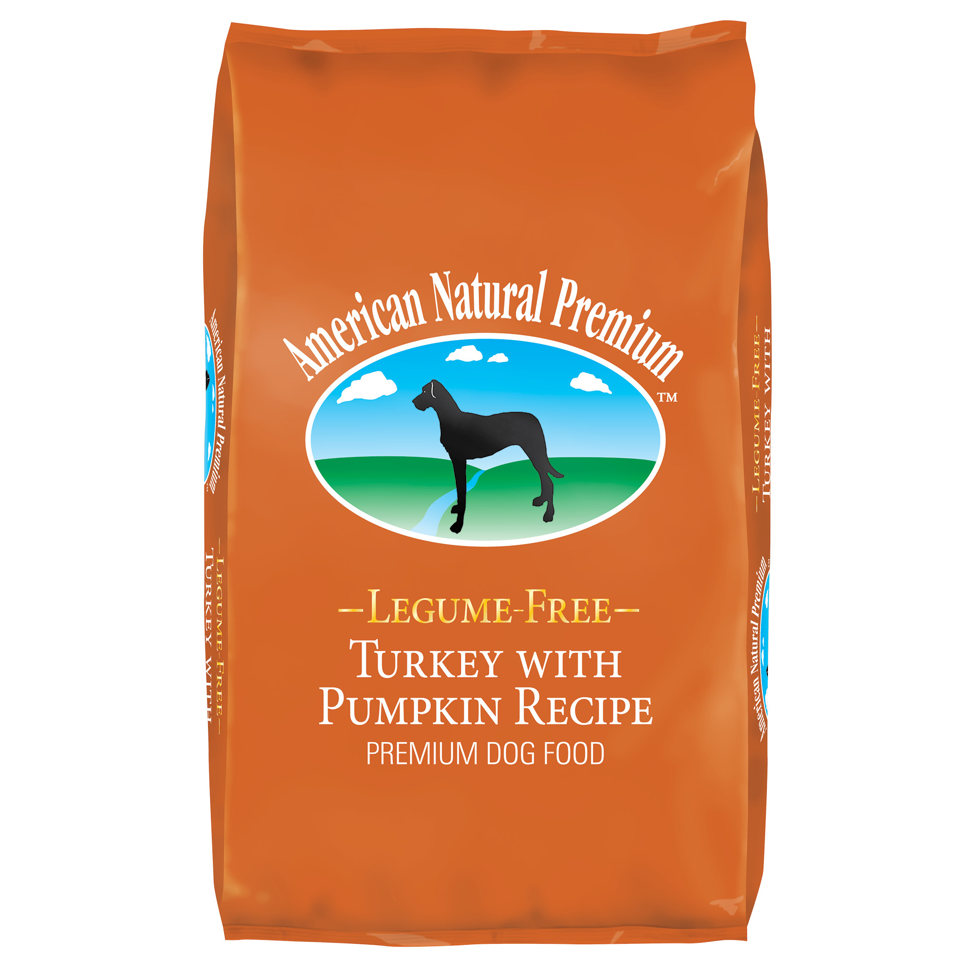 American Natural Premium Turkey with Pumpkin Recipe Dry Dog Food, 30-lb