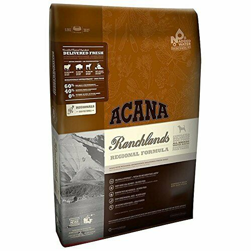 Acana Ranchlands Grain Free with Beef Dry Dog Food , 12-oz