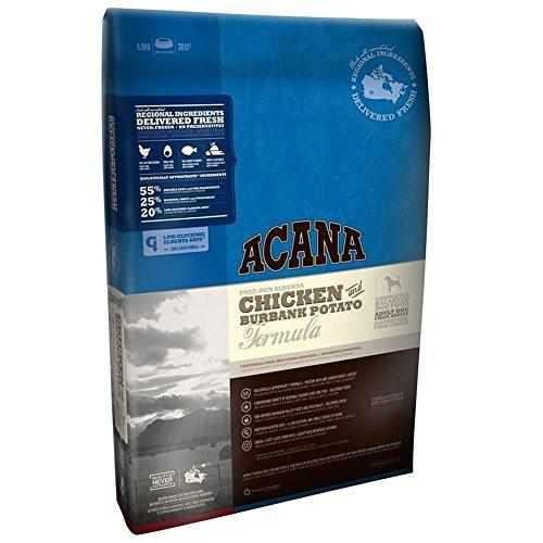 Acana Chicken & Burbank Potatoe Grain Free with Beef Dry Dog Food, 28.6-lb