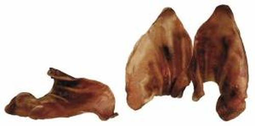 Red Barn Smoked Pig Ears Dog Treats, 100-count