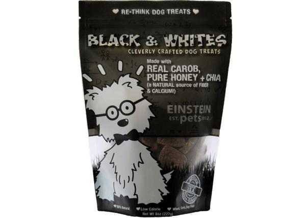 Einstein Pets Treats Black & Whites