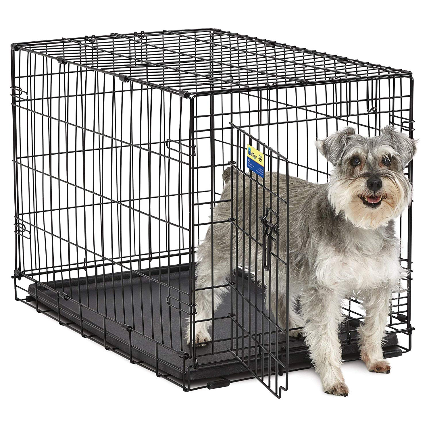 Midwest Crate Contour Single Door Dog Crate 30""