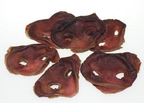 Vital Essentials Pig Snouts Freeze-Dried Dog Treats, 14-count