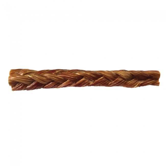 Redbarn Braided Beef Esophagus Stick Large Dog Treat, 1-count