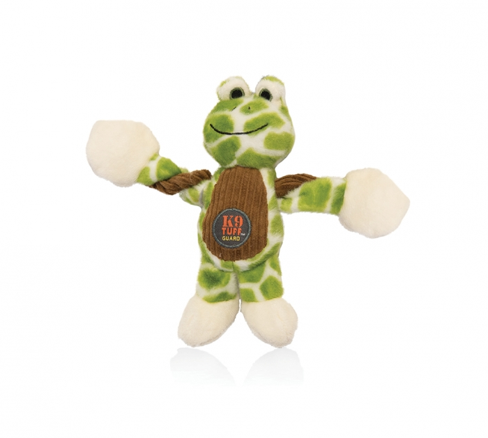 Charming Pet Pulleez Frog Dog Toy