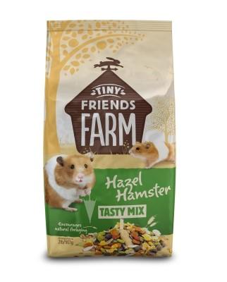 Supreme Petfoods Tiny Friends Farm Hazel Hamster Tasty Mix Food, 2-lb