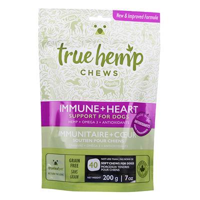 True Immune + Health Supplement Dog Soft Chews