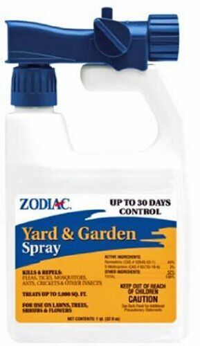 Zodiac Yard & Garden Spray