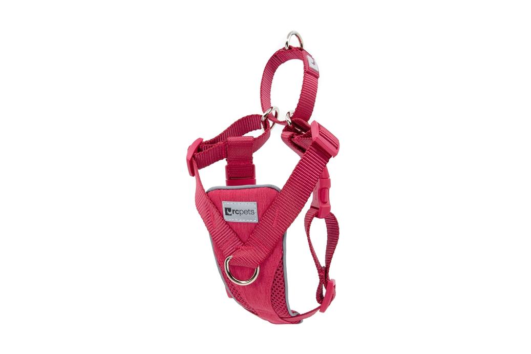 RC Pets Products Tempo No Pull Heather Azalea Dog Harness