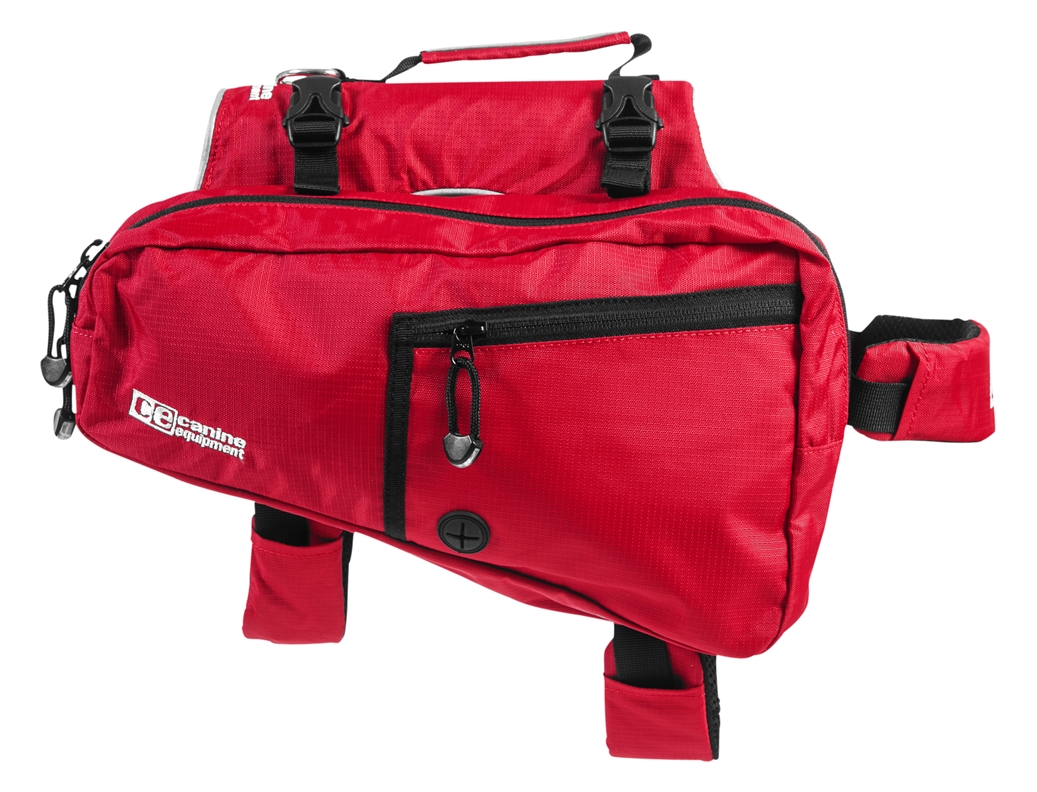 RC Pets Products Ultimate Red Trail Pack