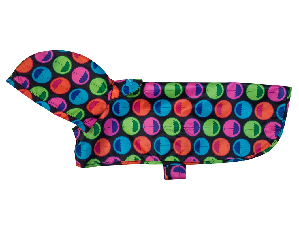 RC Pet Products Packable Rain Umbrella Dog Poncho