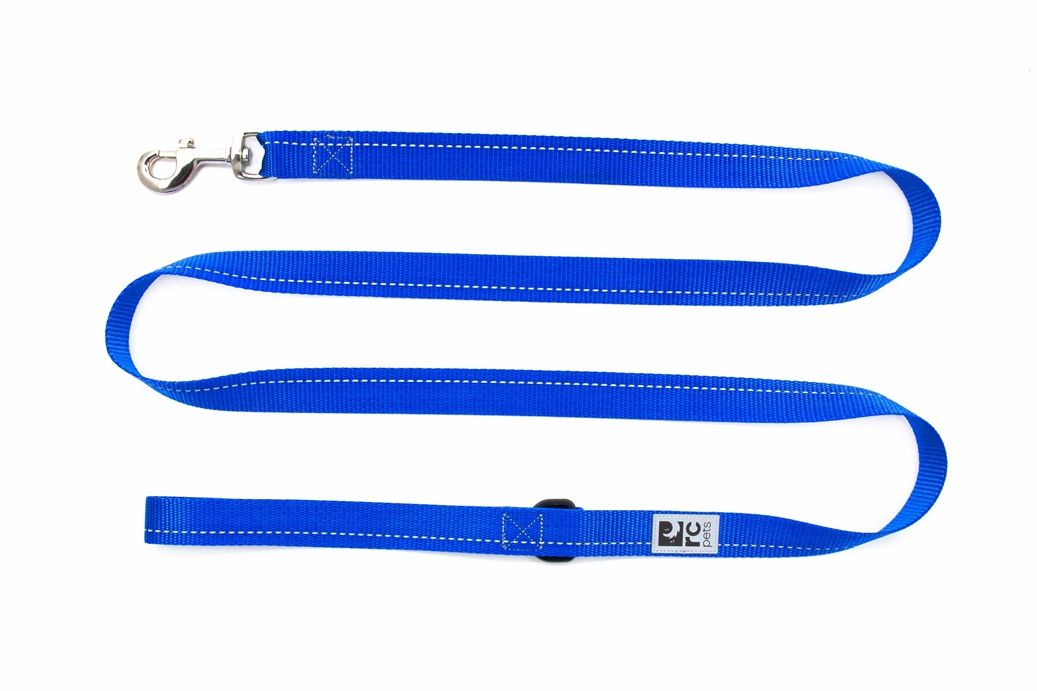 RC Pet Products Primary Royal Blue Dog Leash