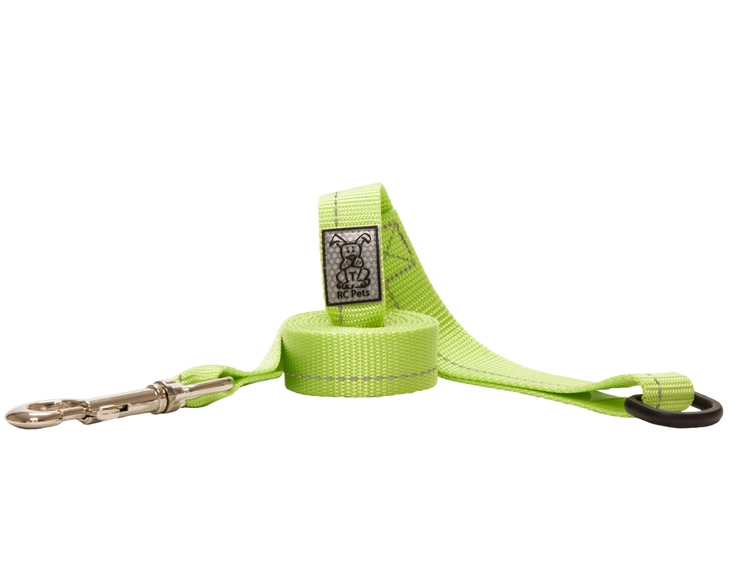 RC Pet Products Primary Dark Lime Dog Leash