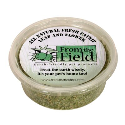 From The Field Fresh Leaf And Flower Cat Catnip, 1-oz