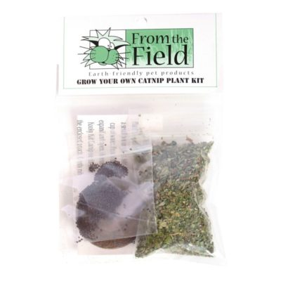 From The Field Grow Your Own Catnip Plant Kit