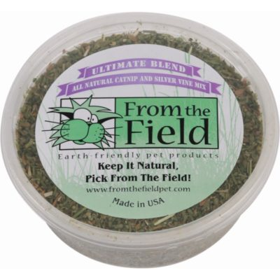 From The Field Ultimate Blend Silver Vine Cat Catnip