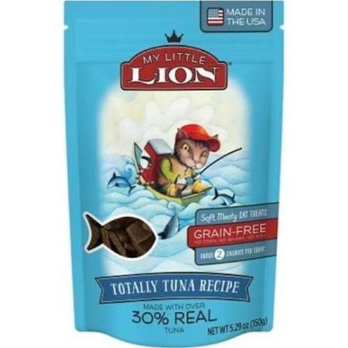 My Little Lion Totally Tuna Recipe Grain-Free Cat Treats