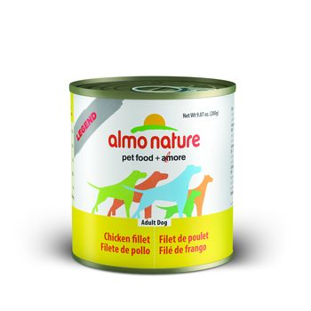 Almo Nature Legend Chicken Fillet Adult Grain-Free Canned Dog Food