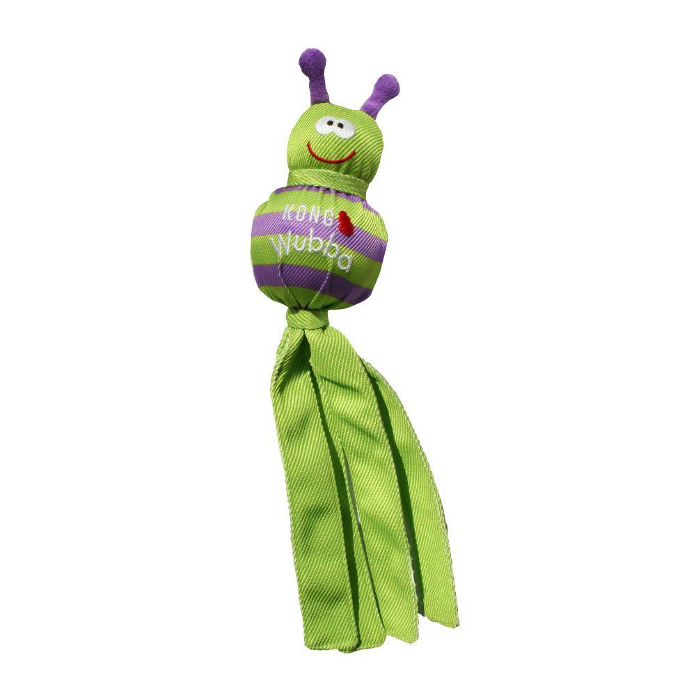 KONG Wubba Bug Dog Toy, Small