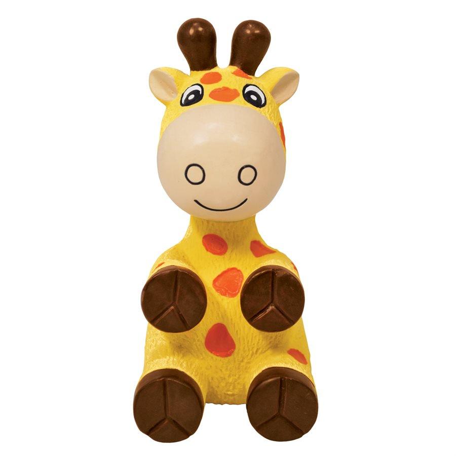 KONG Wiggi Giraffe Dog Toy, Small