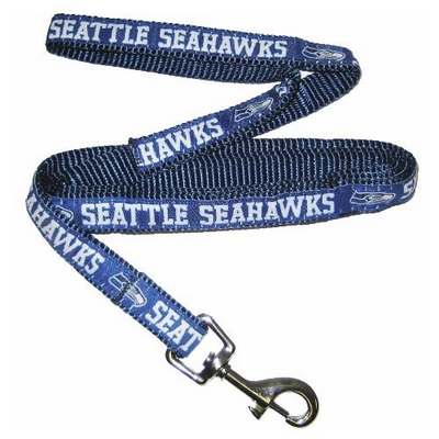 Pets First NFL Dog Leash, Seattle Seahawks