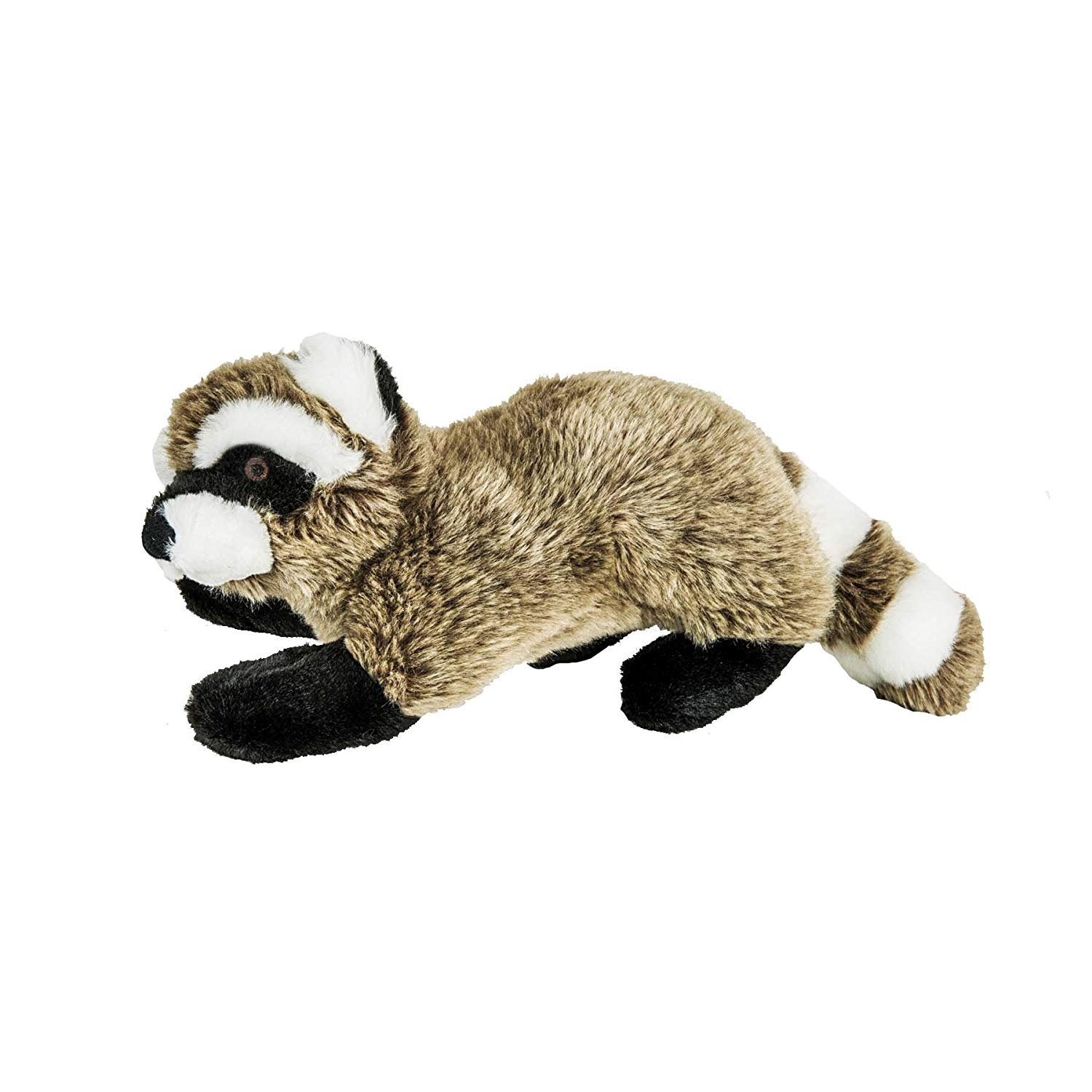 Fluff & Tuff Rocket the Raccoon Dog Toy, Large