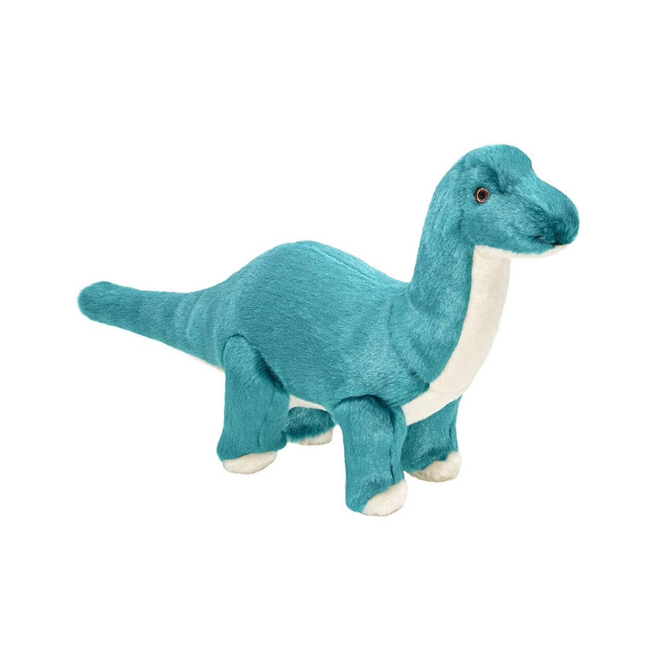 Fluff & Tuff Ross the Brachiosaurus Dog Toy, Medium