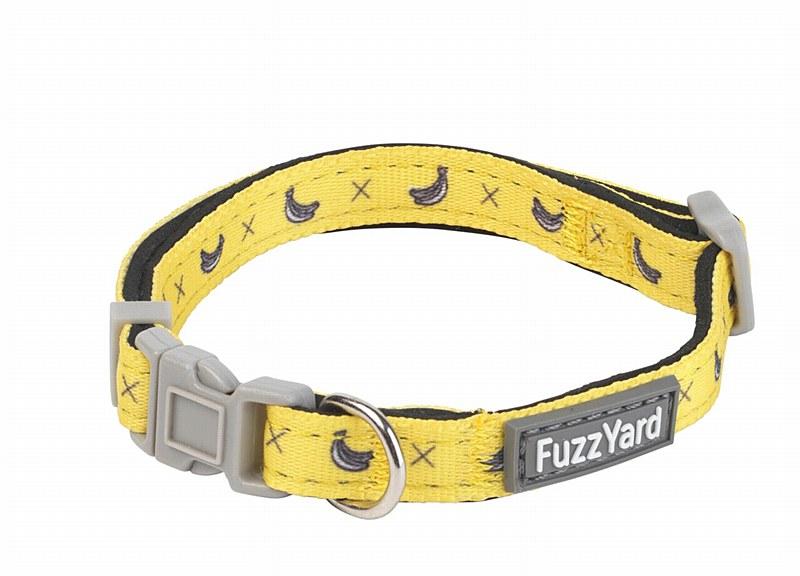 FuzzYard Monkey Mania Dog Collar