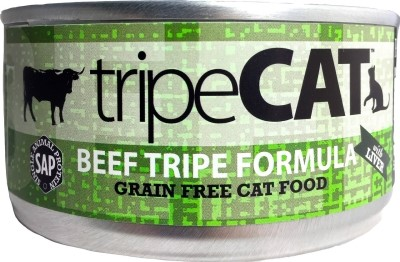 PetKind Tripe Cat Beef Tripe Formula Wet Cat Food