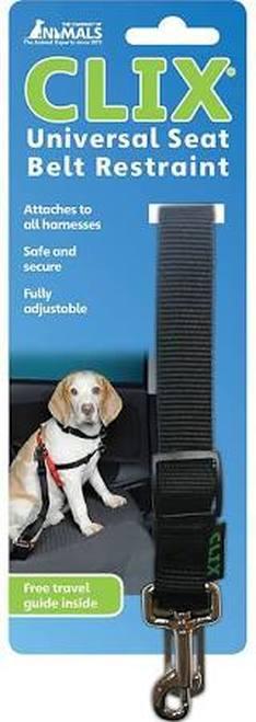 Company of Animals Clix Universal Seat Belt Restraint Dog Restrainer