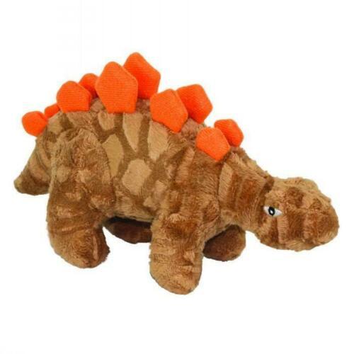 VIP Mighty Dinosaur Junior Stegosaurus Dog Toy