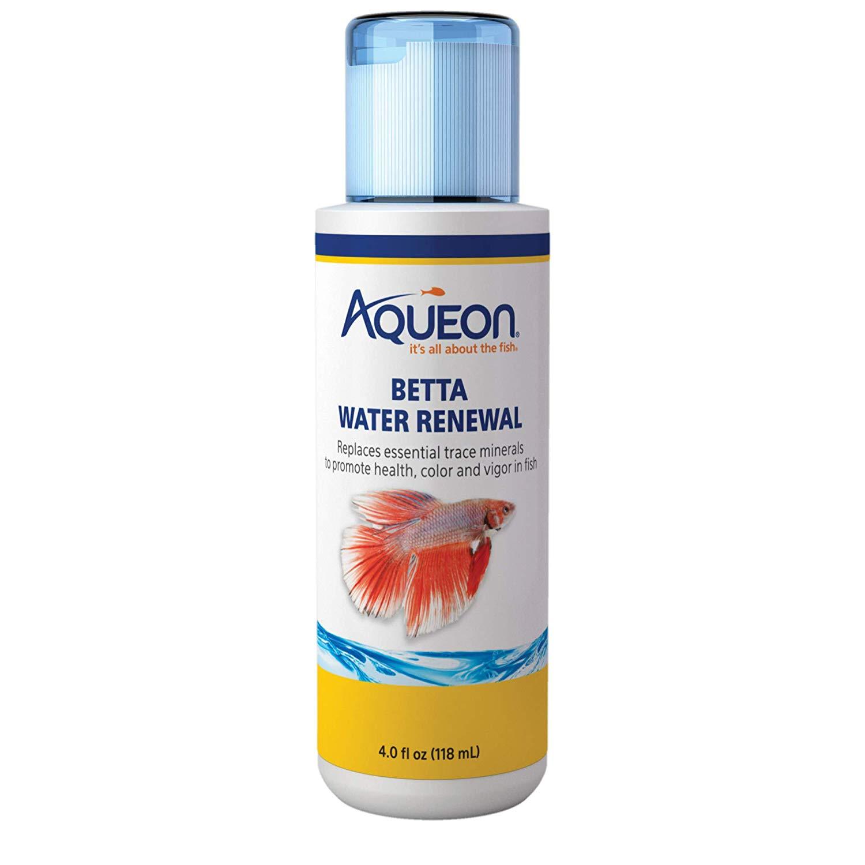 Aqueon Betta Water Renewal, 4-oz bottle