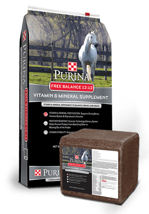 Purina Free Balance 12:12 Vitamin & Mineral Supplement, 25-lb