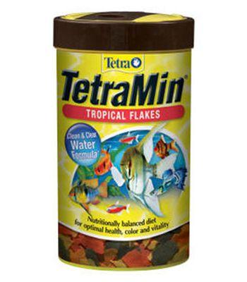 TetraMin Tropical Flakes Fish Food, 1-oz jar