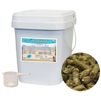 ABC's Fortified Horse Supplement Size: 12.5-lb