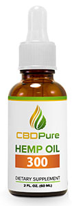 Pure Oil 300 Mg Dietary Supplement