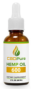 Pure Oil 600 Mg Dietary Supplement